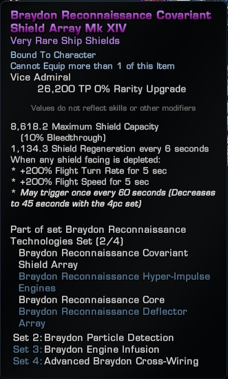 Braydon-Reconnaissance-Covariant-Shield-Array