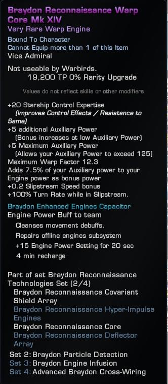 Braydon-Reconnaissance-Warp-Core
