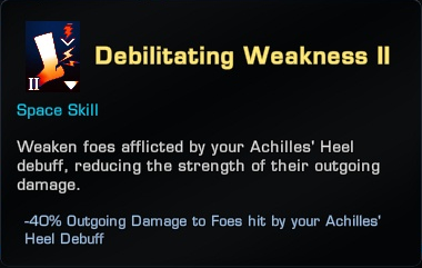 Debilitating-Weakness-II